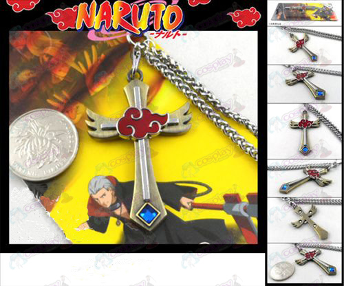 Naruto Red Cloud Strap bronze