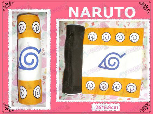 Naruto Konoha Pen Scroll (laranja)