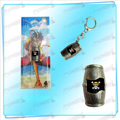 Luffy piratas barris Keychain (Luffy)
