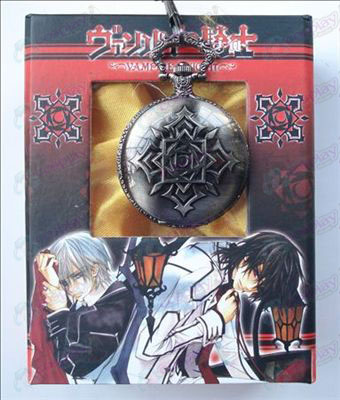 Vampire knight Acessórios Pocket Watch + Card