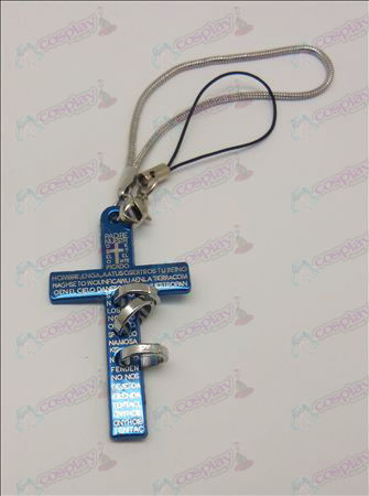 Blister Death Note Acessórios Anel Strap (Big Blue)