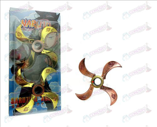Set golden rotativo célebre shuriken