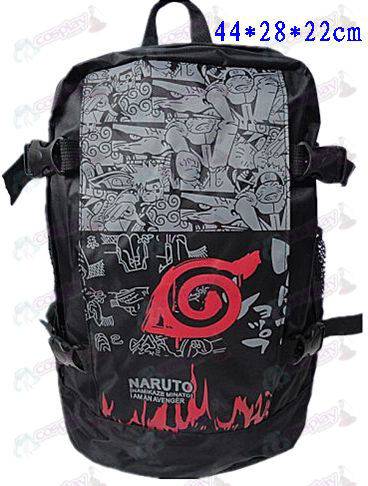 B-301 Naruto Konoha Backpack
