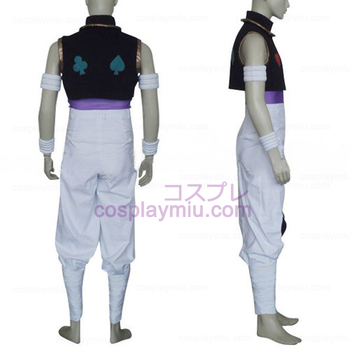 Hunter X Hunter Cosplay Hisoka