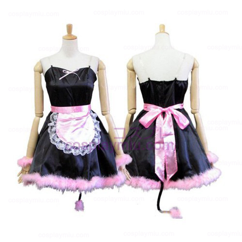 Cosplay Pussy Cat Maid Uniforme Cosplay Lolita