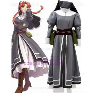 The Legend of Heroes Sora no Kiseki Ries Cosplay Argent
