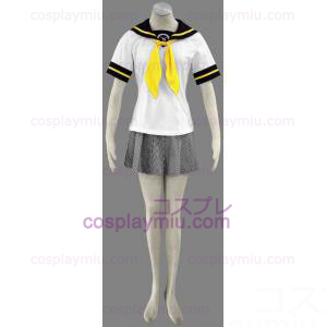 Shin Megami Tensei: Persona 4 Gekkoukan da High School Summer Girl Cosplay Uniforme