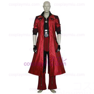 Devil May Cry 4 IV Cosplay Dante