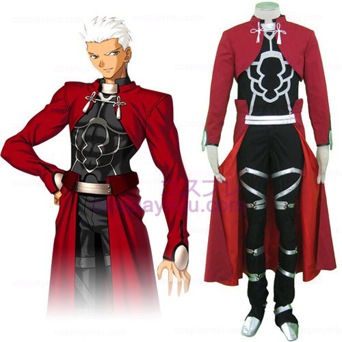 Fate Stay Noite Cosplay Archer