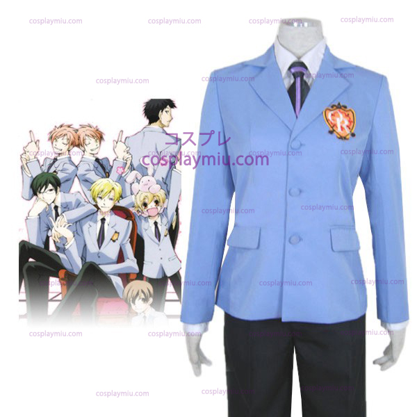Ouran High School de Host Club Cosplay Halloween