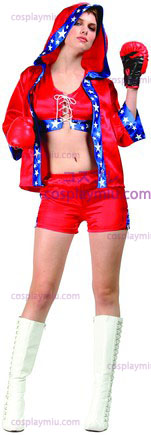 Knock Out Costume - X-Large 12-14