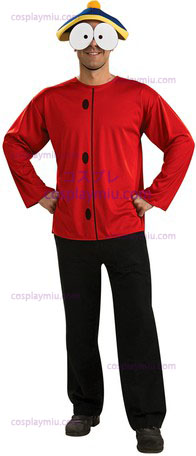 South Park Cartman Cosplay Costumes Adultos