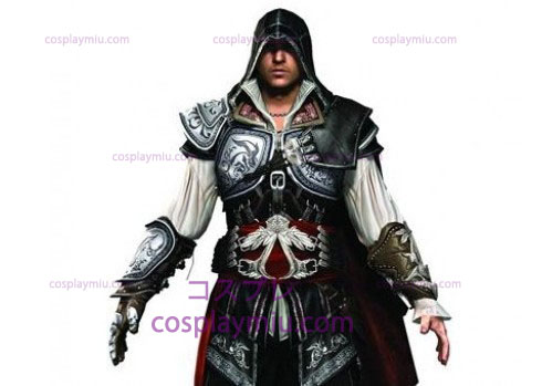 Assassins Creed II Cosplay Ezio Black Edition