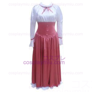 Chobits Chii Maid Cosplay Vestido