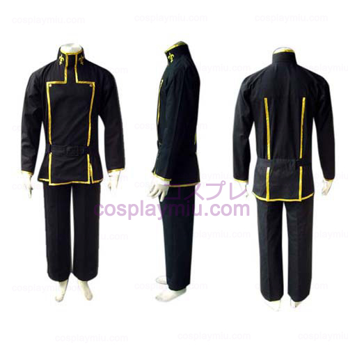 Code Geass Lelouch Cosplay Lamperouge