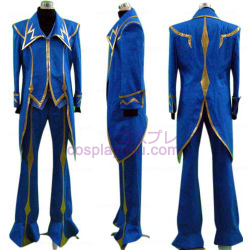 Code Geass Zero Cosplay