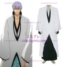 Bleach Ichimaru Gin Arrancar Venda Cosplay Hot