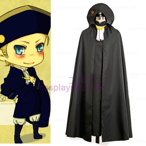 Hetalia Axis Powers Sacro Império Cosplay