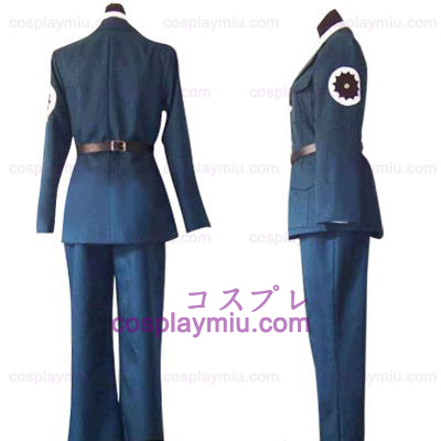 Hetalia Axis Powers Lituânia Cosplay Halloween