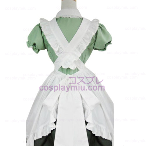 Hetalia Axis Powers Little Italy Maid Cosplay Halloween