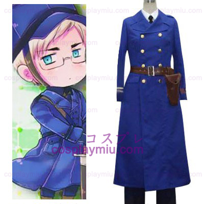 Hetalia Axis Powers Cosplay Suécia