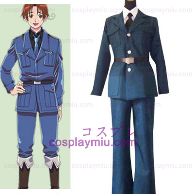 Hetalia: Axis Powers Lituânia Halloween Cosplay Homens