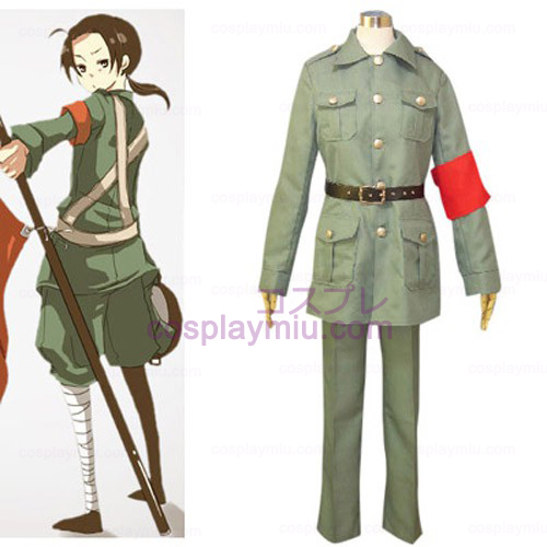 Axis Powers Cosplay China