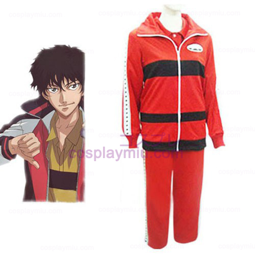 Prince of Tennis Rikkai Cosplay Uniforme de Inverno Júnior