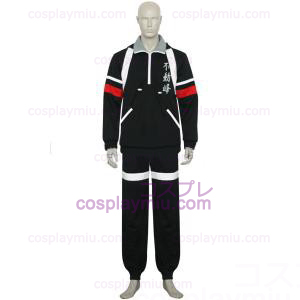 The Prince of Tennis Cosplay Fudomine Preto