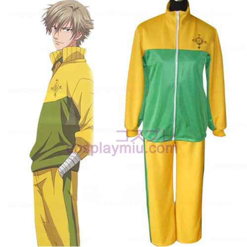 Prince of Tennis Middle School Shitenhoji Cosplay Uniforme de Inverno