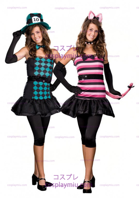 Mad About You Costume Tween reversível