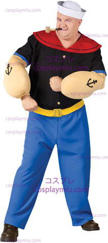 Popeye Costume Mais