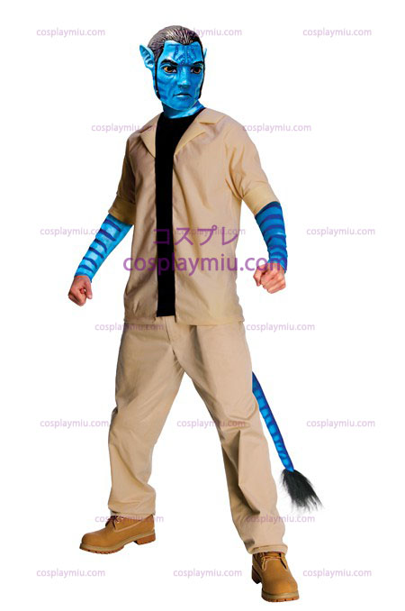 Avatar Jake Sulley Adulto Padrão Costume