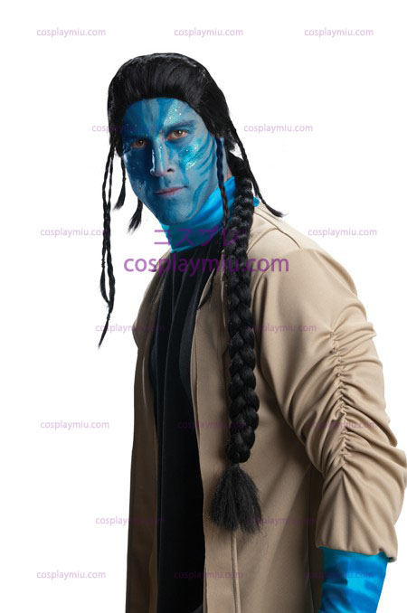 Avatar Jake Sully Peruca Adulto