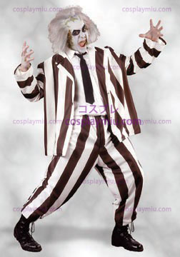 Beetlejuice Fantasias Adulto