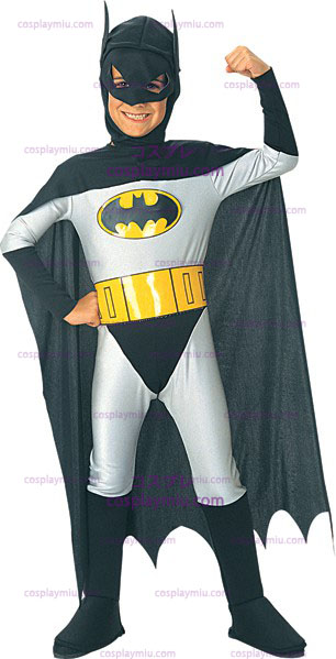 O Caped Crusader Ordenança Costume