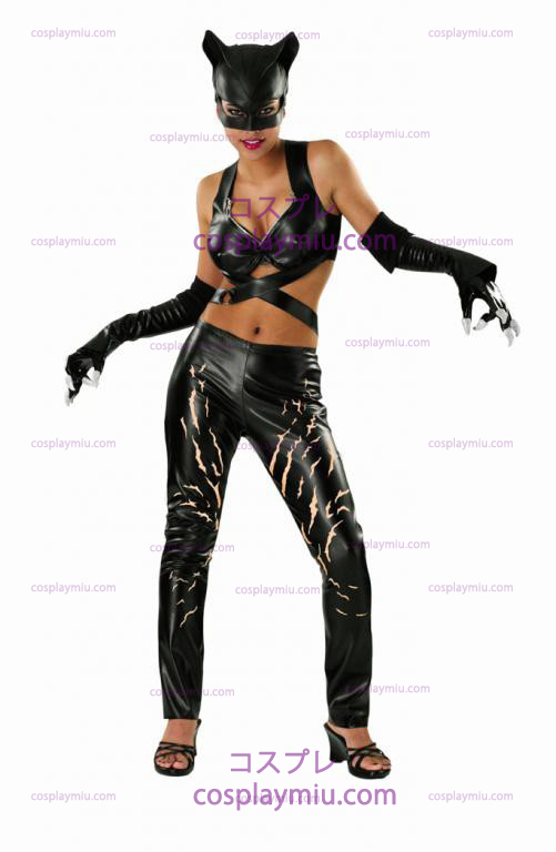 Adulto deluxe Catwoman Costume