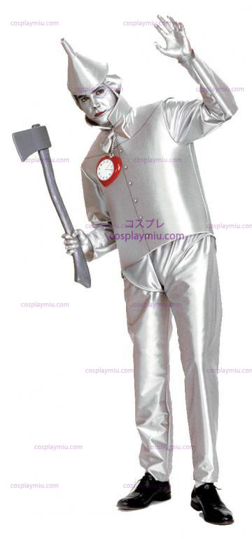 Mágico de Oz traje adulto Tin Man