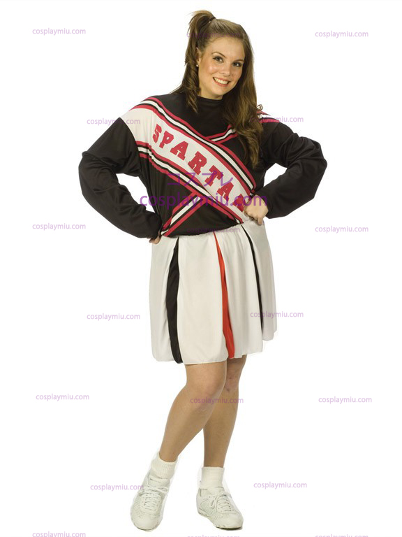 Traje Cheerleader Spartan