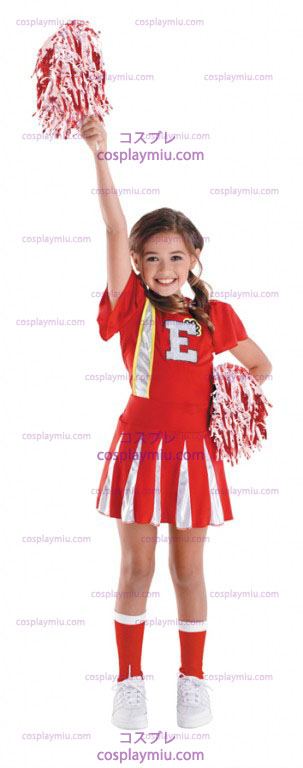 High School Musical Costume Criança Cheerleader