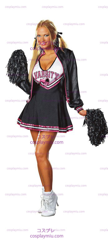 Varsity Fantasias Adulto Cheerleader
