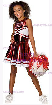 Traje barato Cheerleader High School Musical