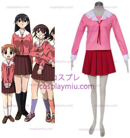 Azumanga Daioh Shool Uniforme (inverno) Cosplay