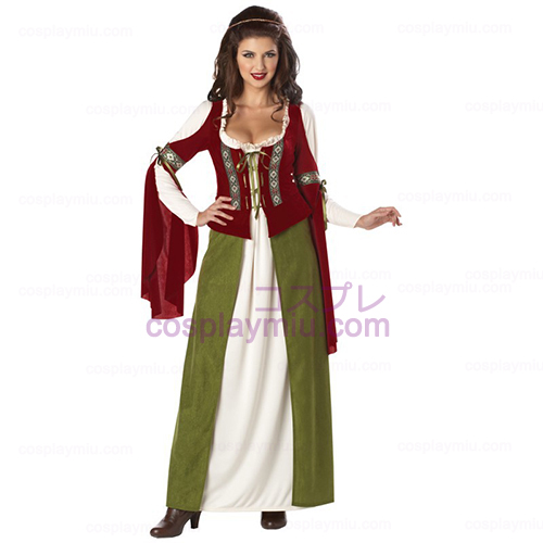 Maid Marian traje adulto