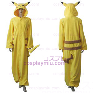 Pokemon Cosplay Pikachu