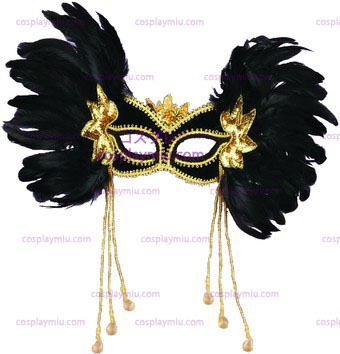 Veneziano Purple Mask