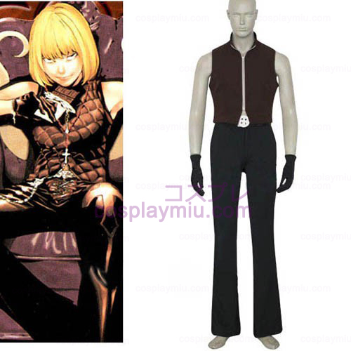 Death Note Cosplay Mello