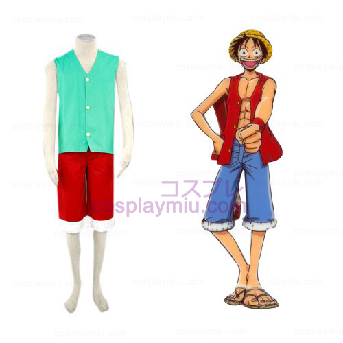 One Piece Cosplay Luffy