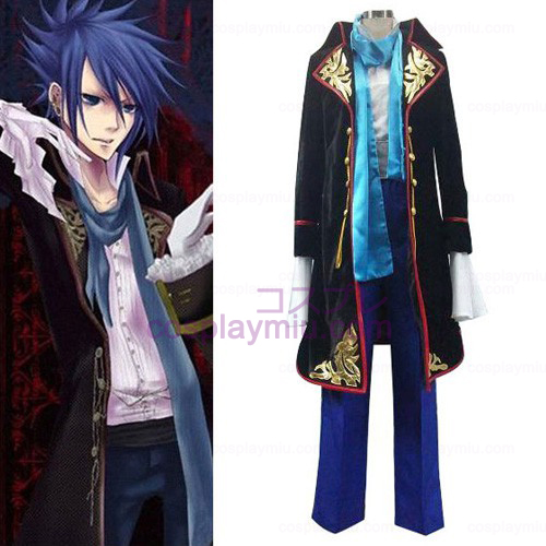 Vocaloid Kaito Cosplay Homens