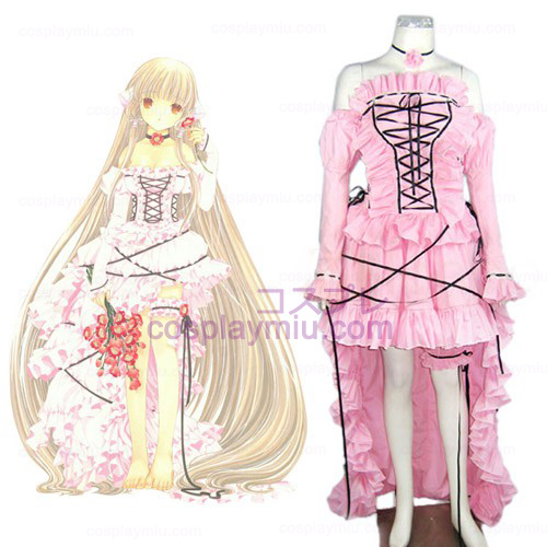 Chobits Chii Lolita Cosplay Halloween